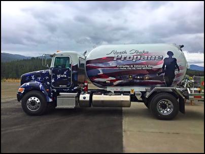 North Idaho Propane Services include gas safety checks, bulk